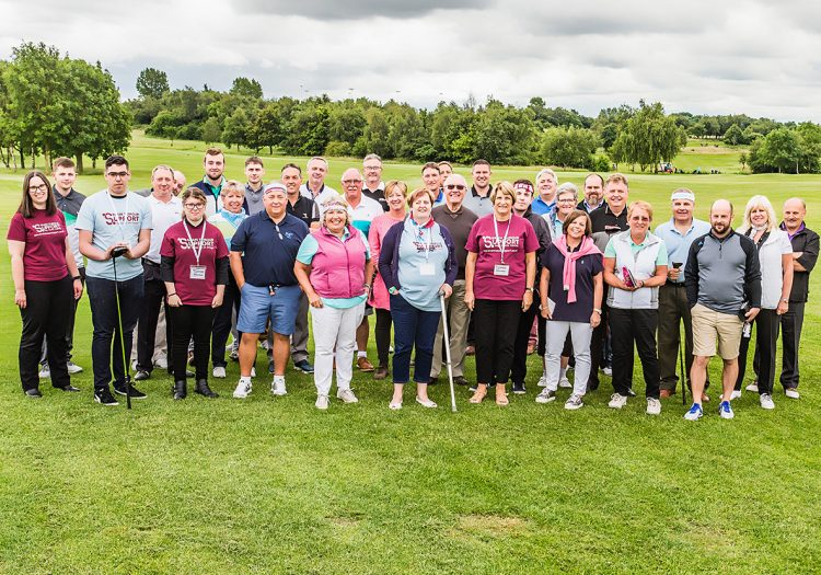 Brain Tumour Support Charity Golf Day