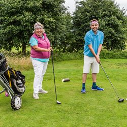 Brain Tumour Support Golf Day