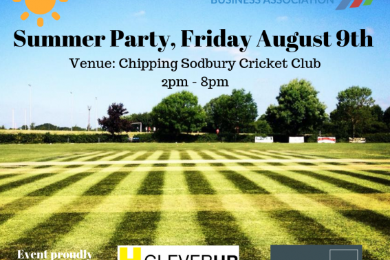 networking summer event south glos