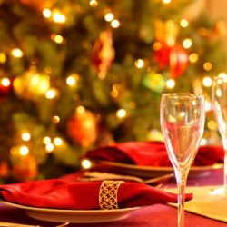Christmas party networking. Chipping Sodbury December 2019