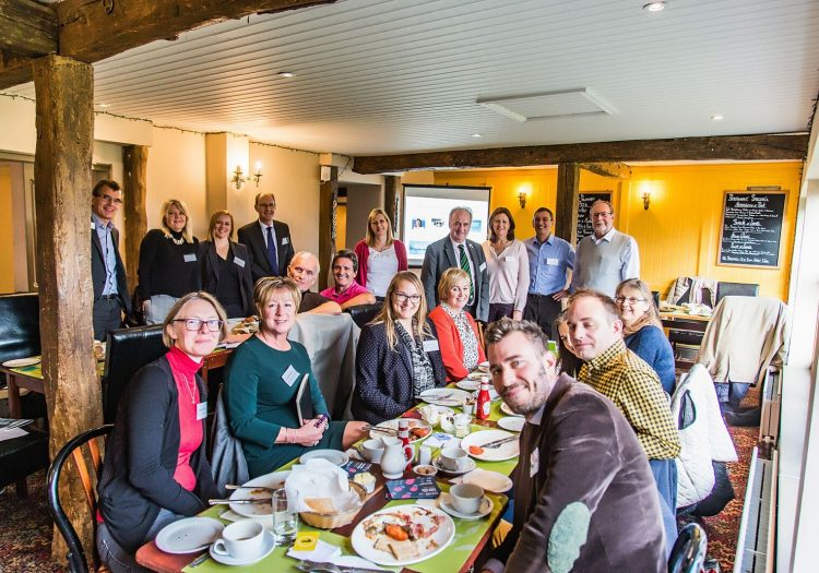 Yate Business Breakfast