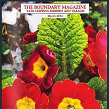 The Boundary Magazine & Directory